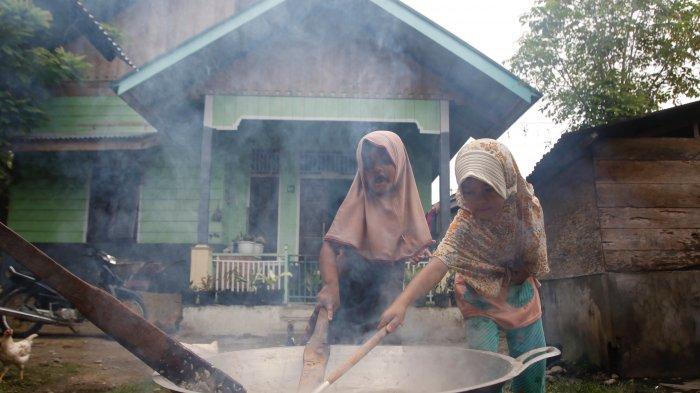 Masak Bubur Asyura, Tradisi di Aceh Setiap Tanggal 10 Muharram