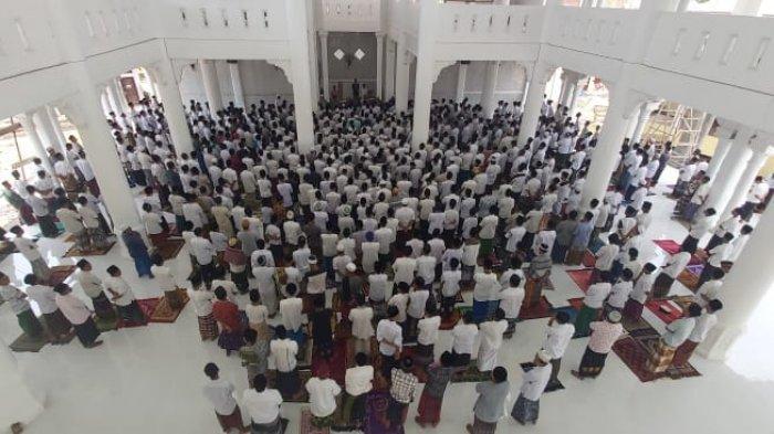 Dayah Budi Mesja Lamno Saksi Bisu Dahsyatnya Tsunami Aceh 26 Desember 2004