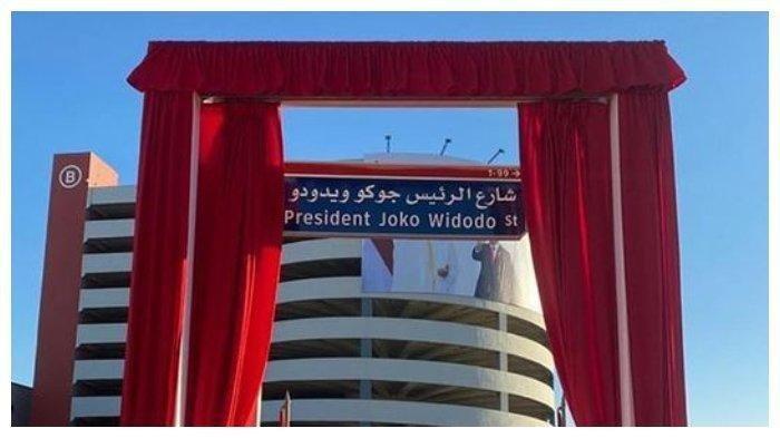 Selain Nama Joko Widodo, Sejumlah Tokoh Indonesia Ini Juga Diabadikan Jadi Nama Jalan di Luar Negeri