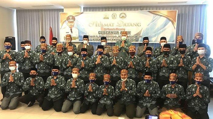 Ini Nama-Nama Utusan Aceh pada MTQ Nasional XXVIII di Padang Sumatera Barat