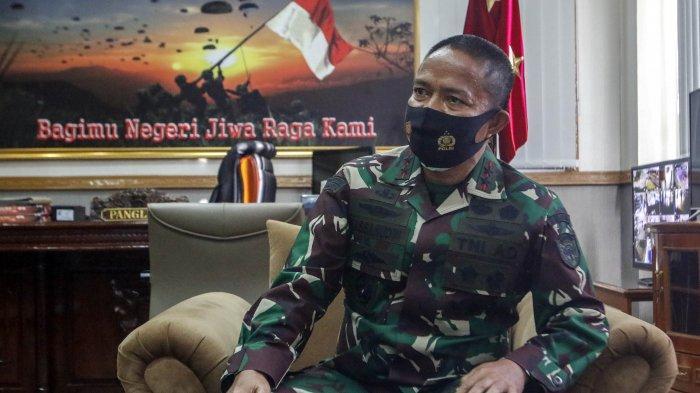 Mengenal Lebih Dekat Sosok Mayjen TNI Hassanudin, dari Pedagang Asongan hingga jadi Panglima