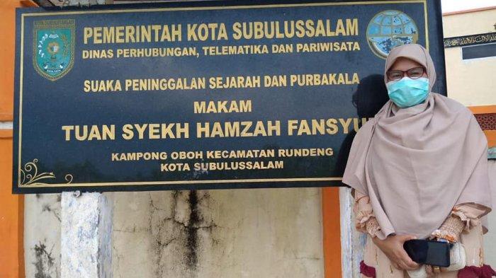 Jadi Wisata religi di Kota Subulussalam, Berikut Sekelumit Tentang Syekh Hamzah Fansury - makam-syekh-hamzah.jpg