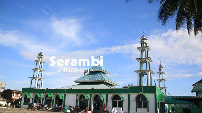 Asilmi, Masjid Warisan Soeharto di Kota Subulussalam, Selalu Ramai Jamaah - masjid-asilmi3.jpg