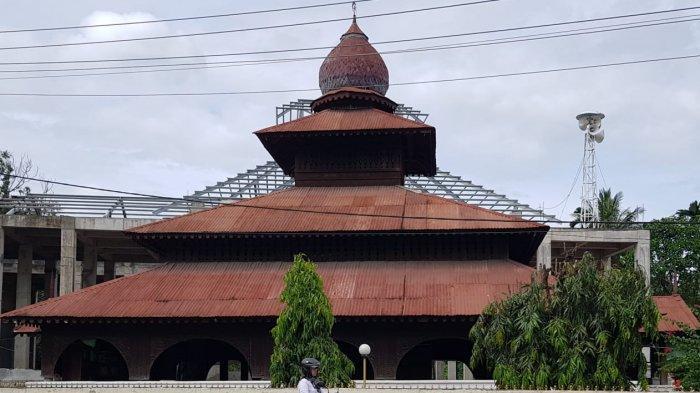 Masjid Teungku Di Pucoek Krueng Beuracan dan Jejak  Ulama Pencetak Sawahdi Meureudu