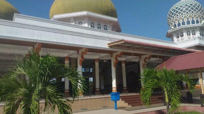 Masjid Ridha Jeumpa Dibangun Tahun 1960, Dulunya Konstruksi Kayu Sekarang Berarsitektur Megah - masjid-ridha2.jpg