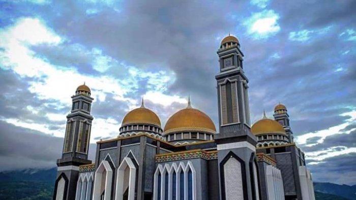 Jadi Objek Wisata Religi, Yuk Intip Megahnya Masjid Agung Taqwa Kutacane yang Tahan Gempa