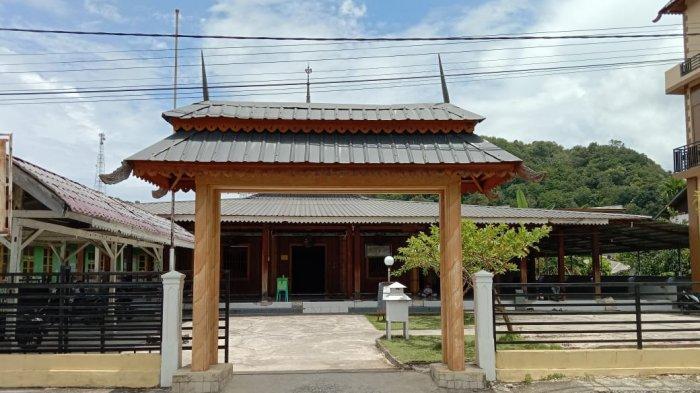 Ini Dia Masjid Tuo Al-Khairiyah Tapaktuan,Pembangunannya Memakai Tukang asal Tionghoa - masjid-tuo1.jpg