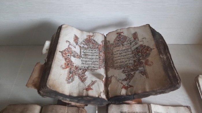 Melihat Museum Kota Lhokseumawe, Ada 88 Benda Bersejarah, Mulai dari Tima Situek Hingga Naskah Kuno