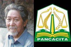 Chairul Bahri, Pelukis Berdarah Gayo Sosok Perancang Pancacita Lambang Pemerintah Aceh