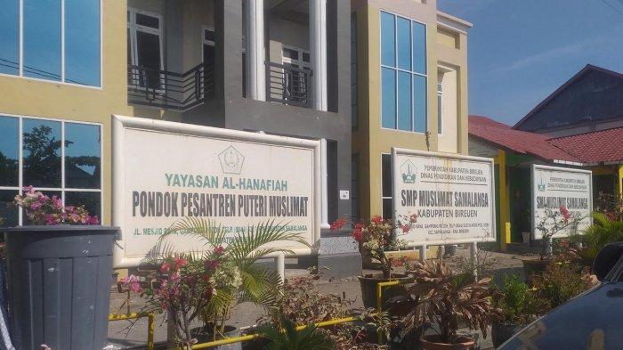 Berdiri Sejak 1975, Yayasan Al Hanafiah Ini Khusus Pondok Pesantren Putri di Samalanga, Bireun