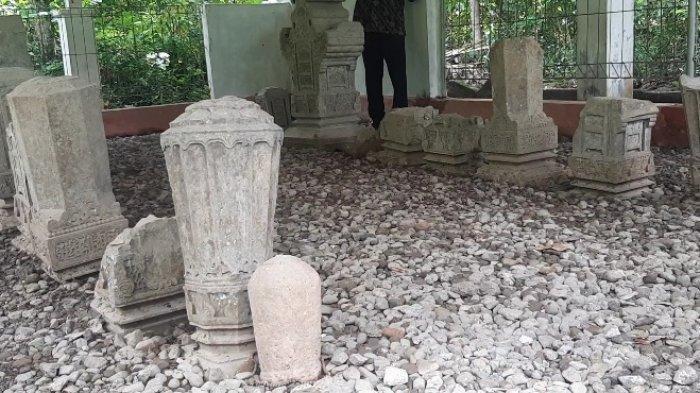 Duh, Bukti Sejarah Itu Dirusak untuk Batu Asah, Fakta Miris di Kompleks Makam Putroe Balee di Pidie