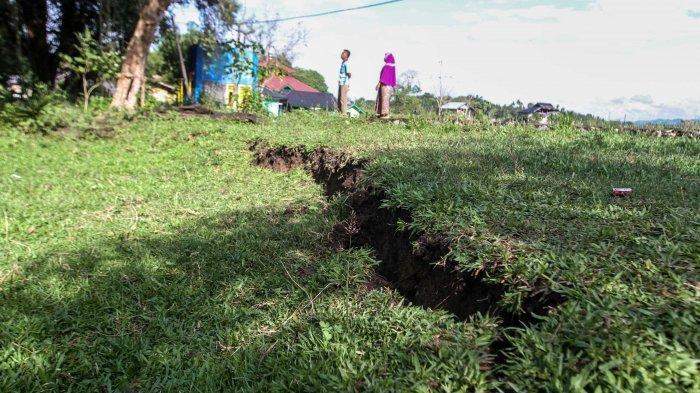 5 Fakta Fenomena Tanah Bergerak atau Likuifaksi di Gampong Lamkleng, Aceh Besar