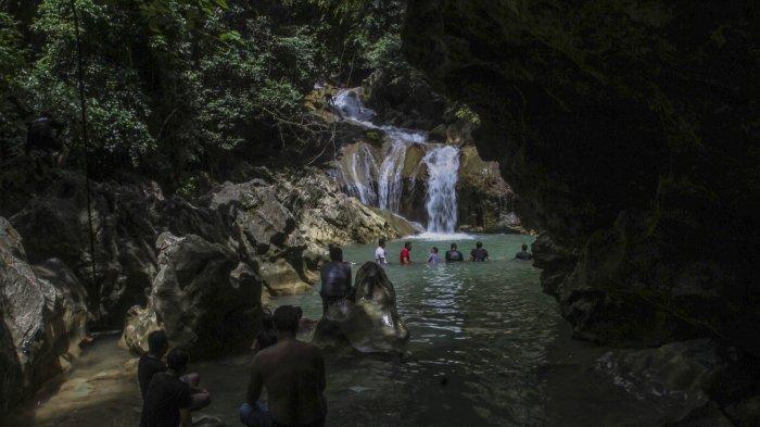 Moen Ceunong, Keindahan Alam Tersembunyi di Belantara Aceh Besar