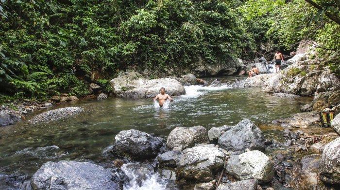 Krueng Siron, Destinasi Wisata Baru di Bekas Camp Latihan Pasukan Khusus GAM
