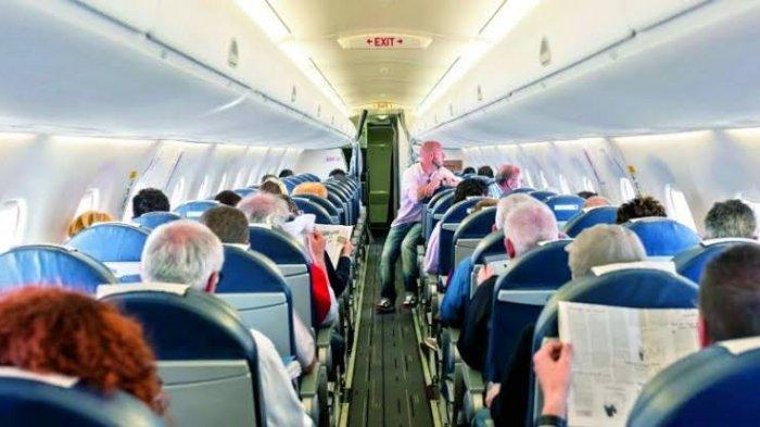 5 Posisi Kursi Terburuk di Penerbangan Bagi yang Pertama Kali Naik Pesawat