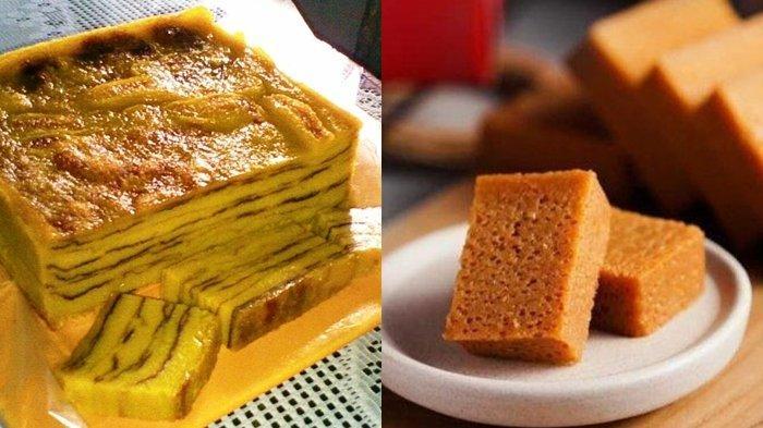 Empat Jenis Kue Basah Khas Kota Palembang
