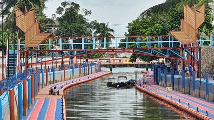 Restorasi Sungai Sekanak Palembang