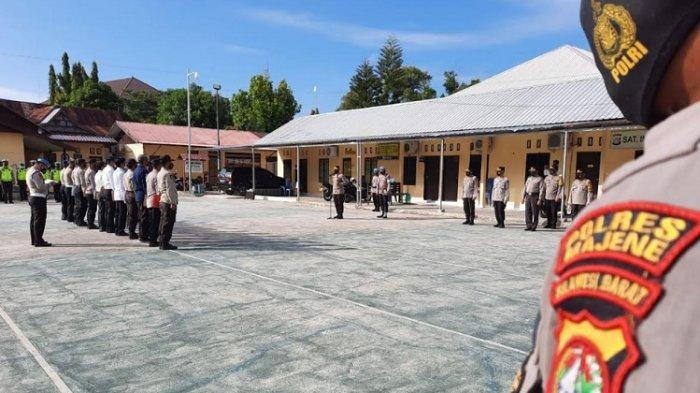 Syarat Baru Pengurusan SIM di Polres Majene, Pemohon Harus Lampirkan Bukti Vaksinasi