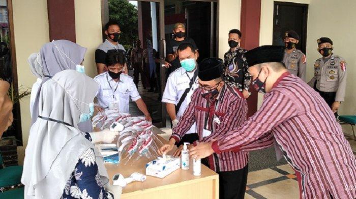 Jadwal Pelantikan Bupati & Wakil Bupati Majene Achmad Syukri - Arismunandar