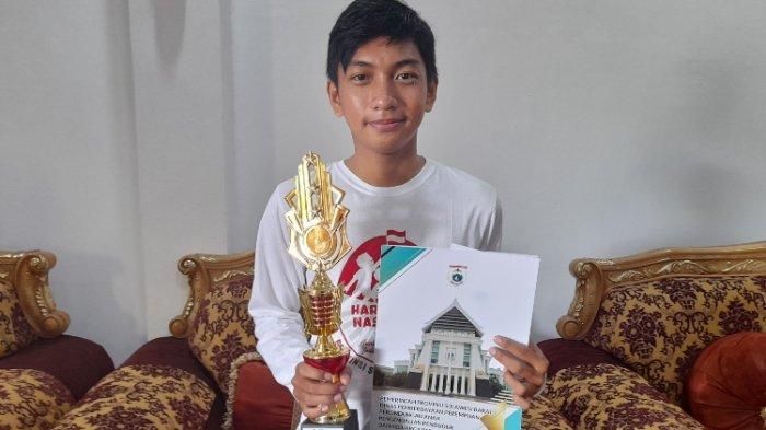 Siswa SMAN 1 Mamuju Raih Juara 2 Lomba Pidato Virtual Tingkat Provinsi