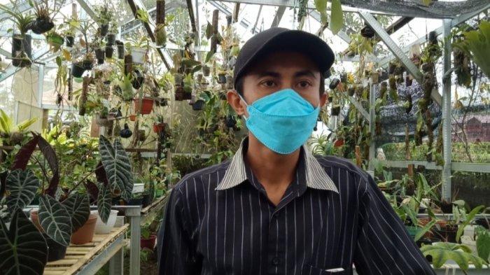 Cerita Andre, Warga Mamasa Bisa Raup Ratusan Juta dari Jualan Tanaman Hias Selama Pandemi