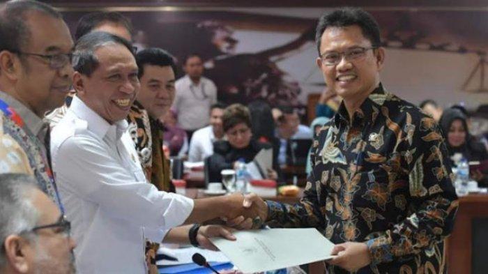 Persiapan PON Papua 2021, Atlit Sulbar Latihan Tanpa Seragam dan Vitamin