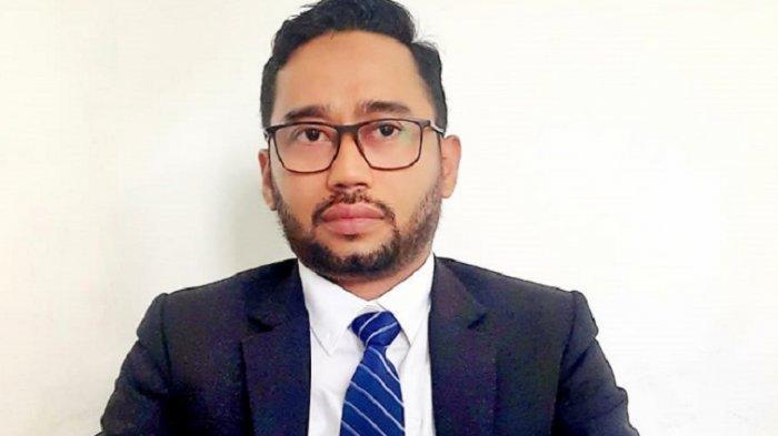 Surakhmat Resmi Mundur Sebagai Anggota KIP Sulbar