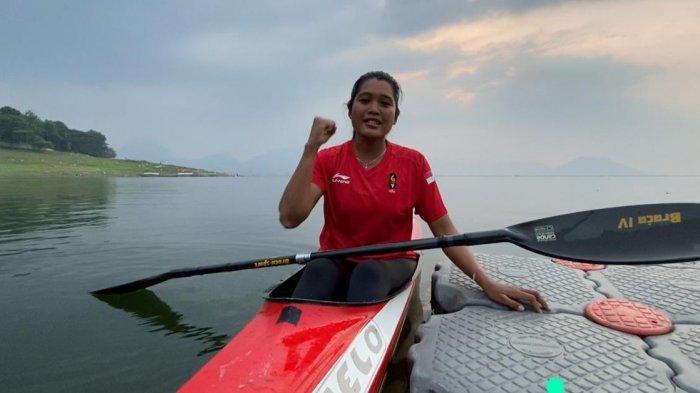 PROFIL, Atlet Dayung Nasional Asal Sulbar Ramla Baharuddin, Akan Wakili Daerahnya di PON XX Papua