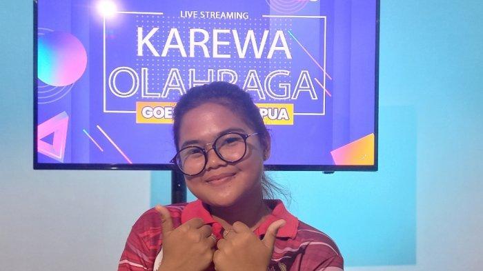 Atlet Takraw Wanita Sulbar Maria Ulfa, Lahir Dari Lingkungan Olahragawan, Ayahnya Seorang Pelatih