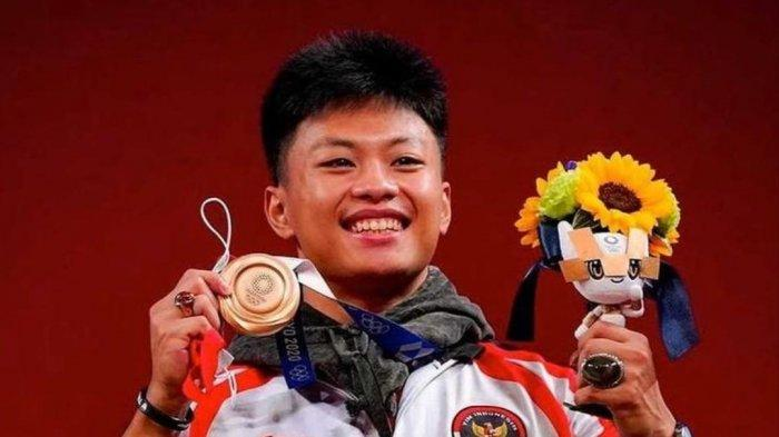 Atlet angkat besi Indonesia asal Makassar, Rahmat Erwin Abdullah
