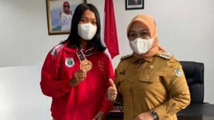 Atlet Dayung Sulbar, Ramla Baharuddin Harap Pemrov Sulbar Belajar Banyak dari PON XX Papua