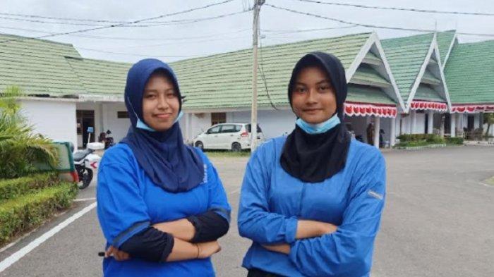 Profil Awalia dan Askiya, Pembawa Baki Upacara HUT ke-76 RI di Kabupaten Majene
