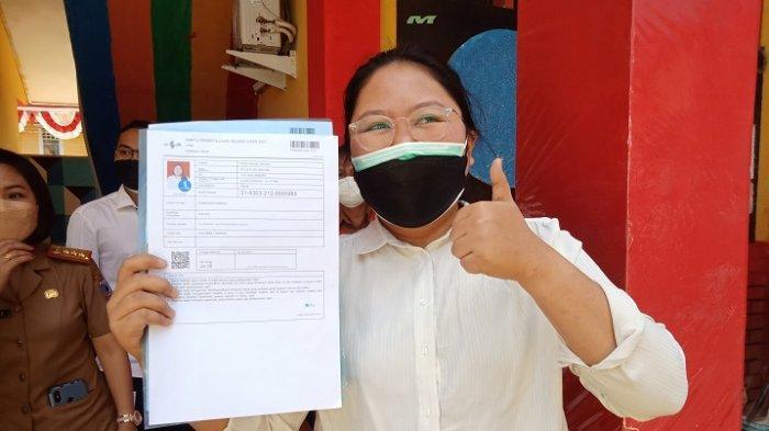 Cerita Ayu Sylvia Dokter Muda Raih Nilai Tertinggi Sesi Pertama Tes SKD CPNS Mamasa
