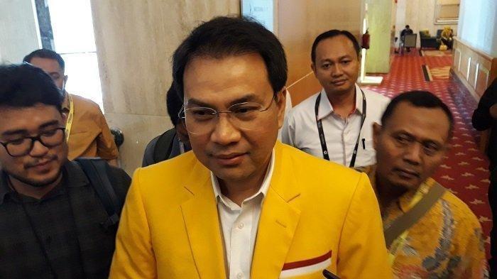 SIAPA Azis Syamsuddin? Dijemput KPK & Karir Politiknya