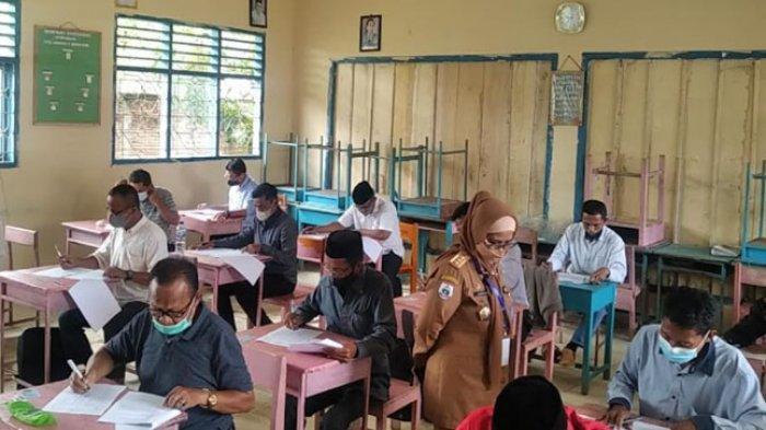 284 Bakal Calon Kepala Desa Ikuti Ujian Tertulis, Ini Poin Pertanyaannya