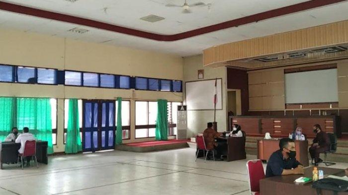Pewawancara Balon Kades di Polman dari TNI, Polisi, Kejaksaan Hingga Akademisi