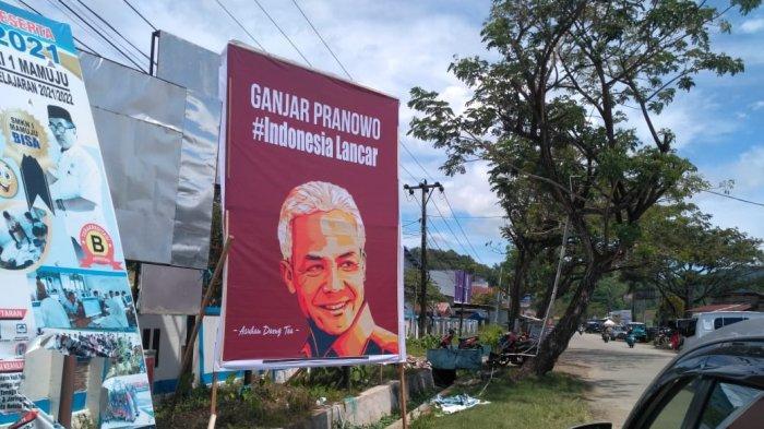 Perang Baliho Puan dan Ganjar di Mamuju, Ahmadi: Gerakan Partai Tentu Ujungnya Pemilu
