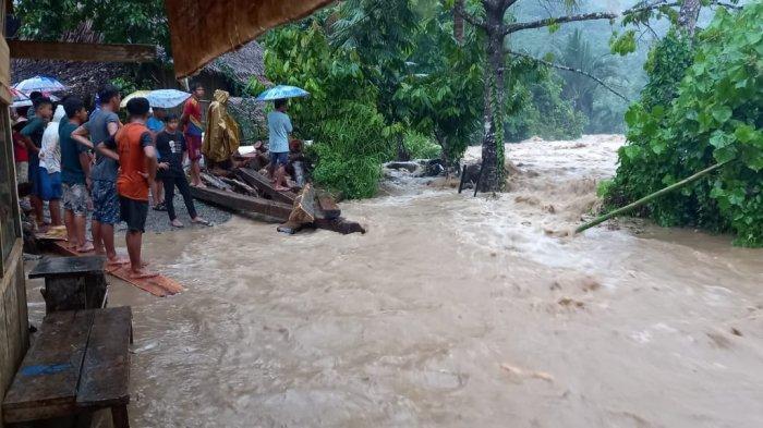 Prakiraan Cuaca Senin 11 Oktober 2021: Potensi Hujan Sedang Siang Hari di Mamasa