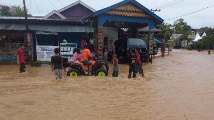Mamuju Akan Terus Dikepung Banjir? Bupati: Tidak Ada Anggaran Perbaikan Drainase