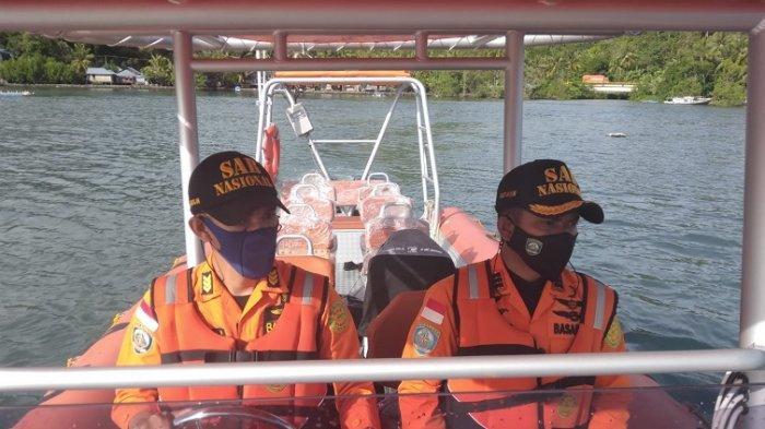 Basarnas Mamuju Lanjutkan Pencarian Nelayan Hilang di Tubo Majene