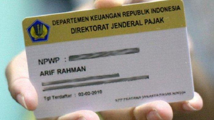 NPWP Bisa Dihapus Secara Online, Berikut Cara, Syarat dan Ketentuannya