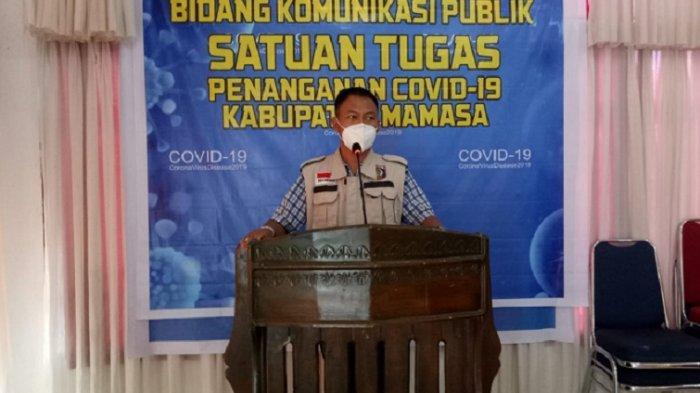 Update Covid-19 Kabupaten Mamasa: Positif Tambah 4 Sembuh 2 Orang