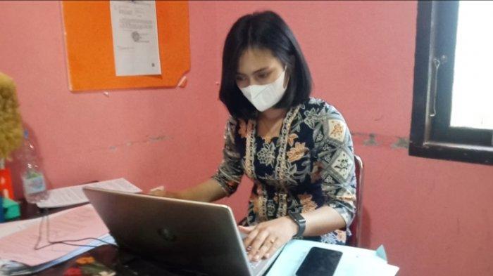 Intip Aktivitas Kesya Mairala, Penyidik Cantik Reskrim Polres Mamasa
