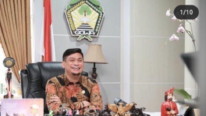 Bupati Kabupaten Gowa, Adnan Purichta Ichsan