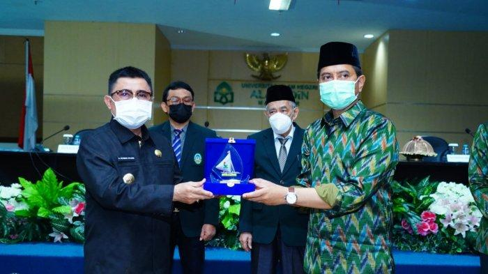 Pemkab Majene dan UIN Alauddin Makassar Jalin Kerjasama di 5 Sektor Pendidikan