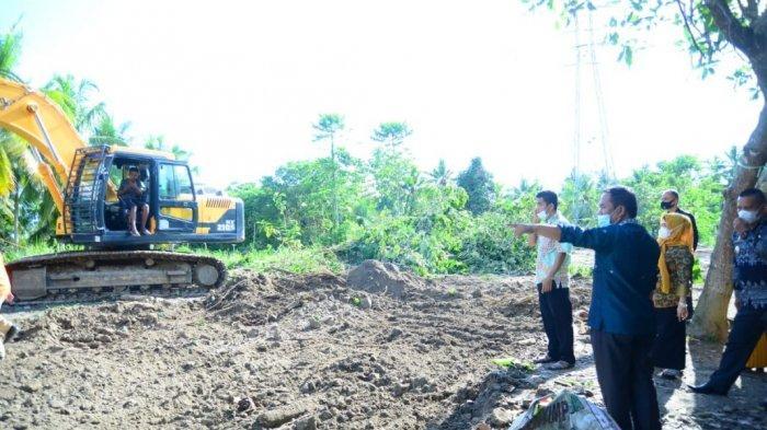 Pemkab Majene Akan Bangun 50 Unit Rumah di Kawasan Pemukiman Baru untuk Warga Terdampak Gempa
