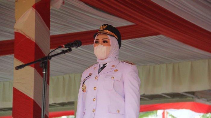 Irup Upacara HUT RI Ke-76, Sutinah: Kemerdekaan Jangan Hanya Tergambar Lewat Umbul-umbul
