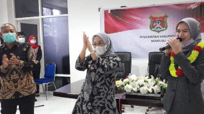 Bupati Mamuju Sediakan Beasiswa S2 untuk Rezki Ramdhani Juara Rising Star Indonesia Dangdut