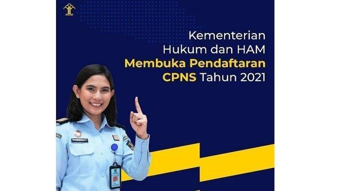 Jadwal SKD CPNS Kemenkumham Diumumkan 10 September 2021, Berikut Cara Cek Jadwal & Lokasi Ujian