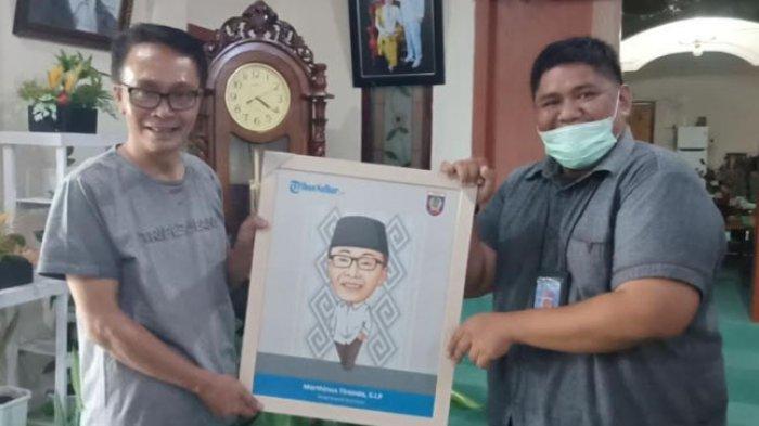 Harapan Wabup Mamasa Marthinus Tiranda untuk Tribun-Sulbar.com: Kawal Pembangunan